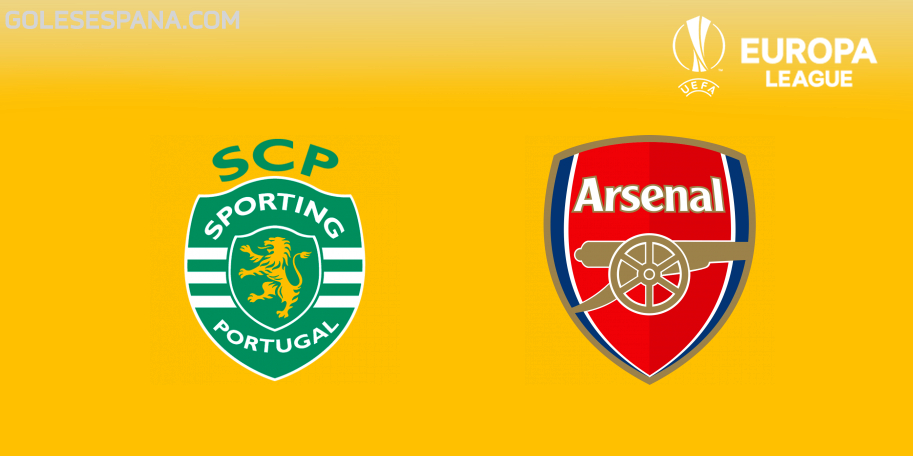Sporting Lisboa vs Arsenal en VIVO Online - Europa League 2018-2019 en directo Grupo E