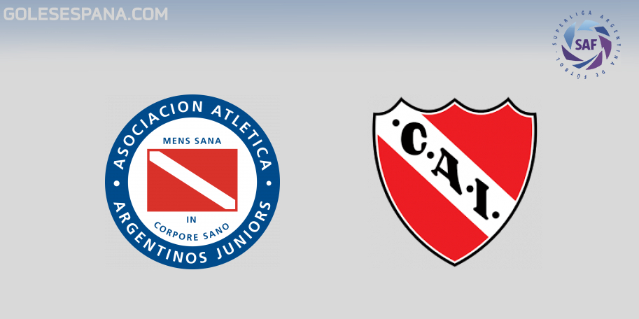 Argentinos vs Independiente en VIVO Online - Superliga 2018-2019 en directo Jornada 11