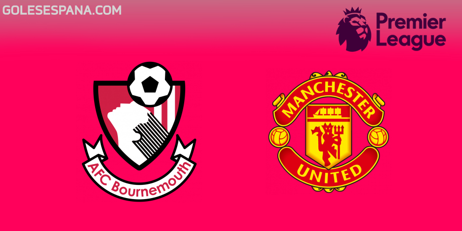Bournemouth vs Manchester United en VIVO Online - Premier League 2018-2019 en directo Jornada 11