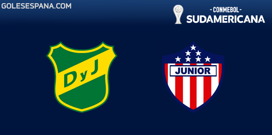 Defensa y Justicia vs Junior en VIVO Online - Copa Sudamericana 2018 en directo Cuartos de Final