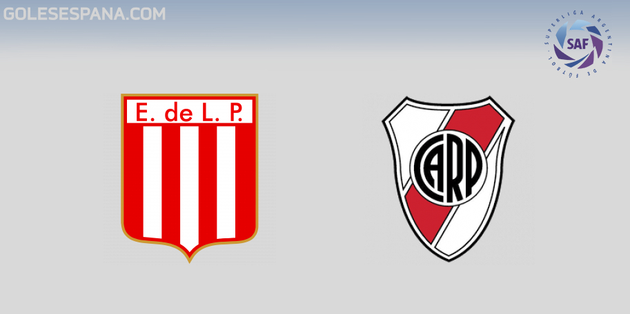 Estudiantes vs River en VIVO Online - Superliga 2018-2019 en directo Jornada 11