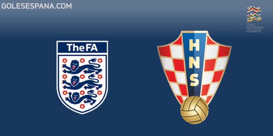 Inglaterra vs Croacia en VIVO Online - UEFA Nations League 2018-2019 en directo Liga A Grupo 4