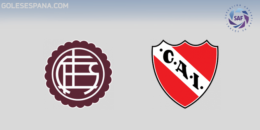 Lanús vs Independiente en VIVO Online - Superliga 2018-2019 en directo Jornada 13