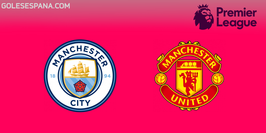 Manchester City vs Manchester United en VIVO Online - Premier League 2018-2019 en directo Jornada 12