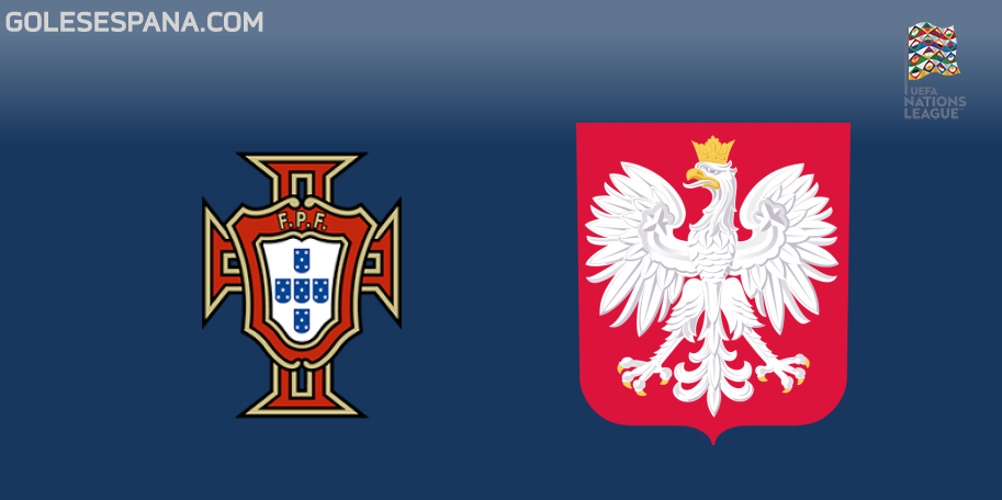 Portugal vs Polonia en VIVO Online - UEFA Nations League 2018-2019 en directo Liga A Grupo 3