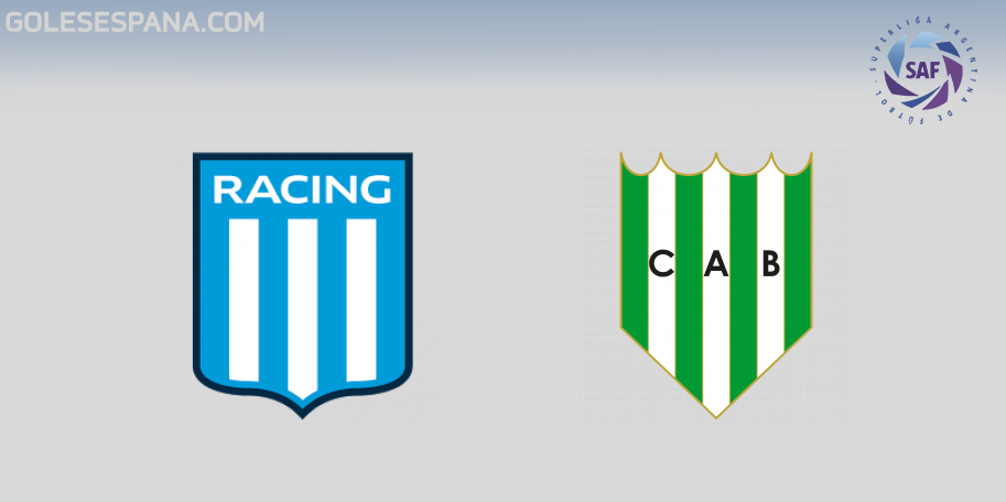 Racing vs Banfield en VIVO Online - Superliga 2018-2019 en directo Jornada 13