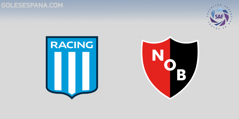 Racing vs Newell's en VIVO Online - Superliga 2018-2019 en directo Jornada 11