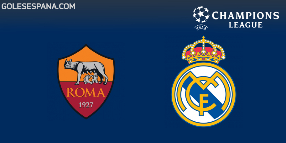 Roma vs Real Madrid en VIVO Online - Champions League 2018-2019 en directo Grupo G