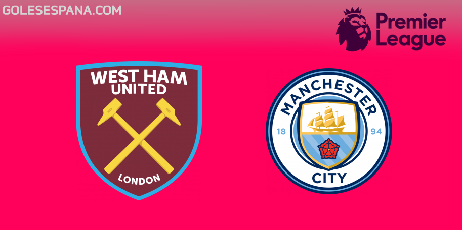 West Ham vs Manchester City en VIVO Online - Premier League 2018-2019 en directo Jornada 13