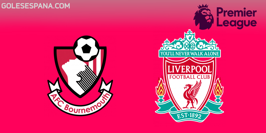 Bournemouth vs Liverpool en VIVO Online - Premier League 2018-2019 en directo Jornada 16