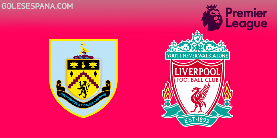 Burnley vs Liverpool en VIVO Online - Premier League 2018-2019 en directo Jornada 15