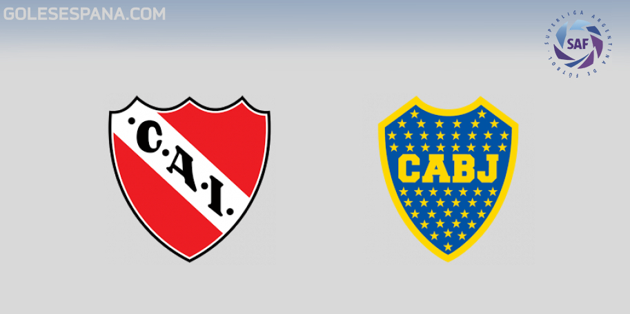 Independiente vs Boca en VIVO Online - Superliga 2018-2019 en directo Jornada 14