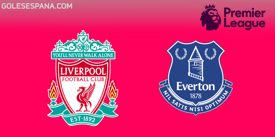 Liverpool vs Everton en VIVO Online - Premier League 2018-2019 en directo Jornada 14