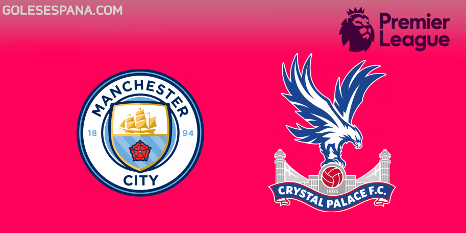 Manchester City vs Crystal Palace en VIVO Online - Premier League 2018-2019 en directo Jornada 18