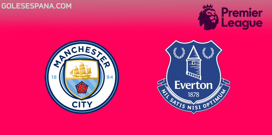 Manchester City vs Everton en VIVO Online - Premier League 2018-2019 en directo Jornada 17
