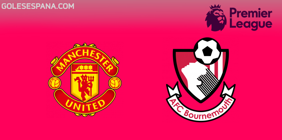Manchester United vs Bournemouth en VIVO Online - Premier League 2018-2019 en directo Jornada 20