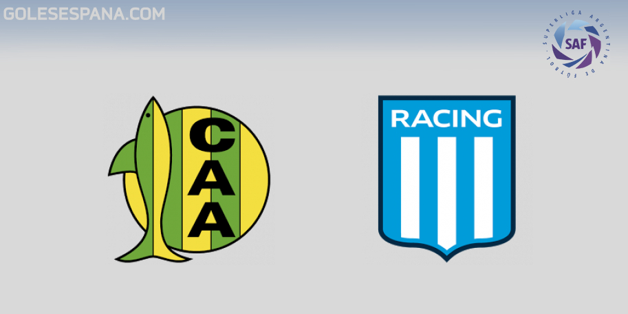 Aldosivi vs Racing en VIVO Online - Superliga 2018-2019 en directo Jornada 16