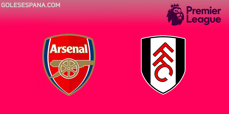 Arsenal vs Fulham en VIVO Online - Premier League 2018-2019 en directo Jornada 21
