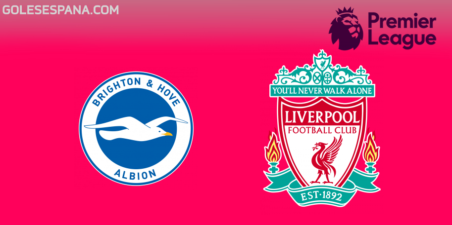Brighton vs Liverpool en VIVO Online - Premier League 2018-2019 en directo Jornada 22
