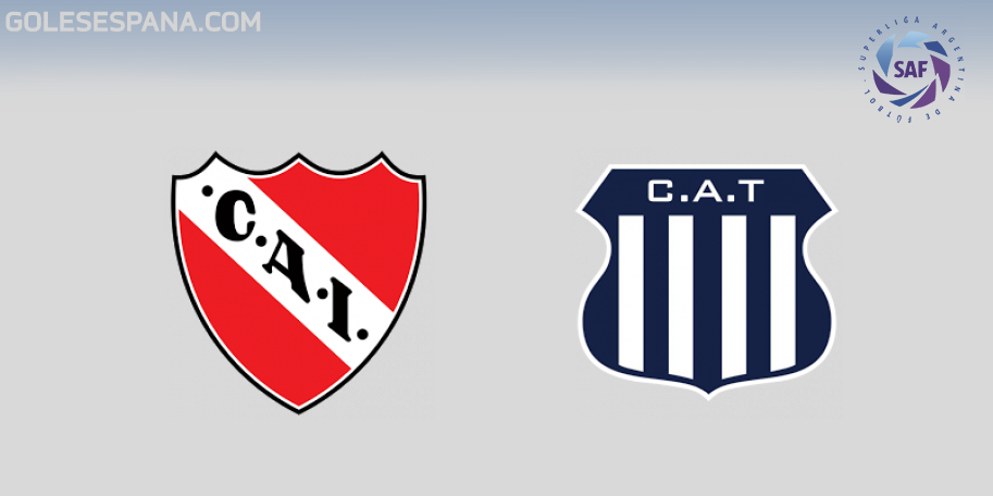 Independiente vs Talleres en VIVO Online - Superliga 2018-2019 en directo Jornada 16