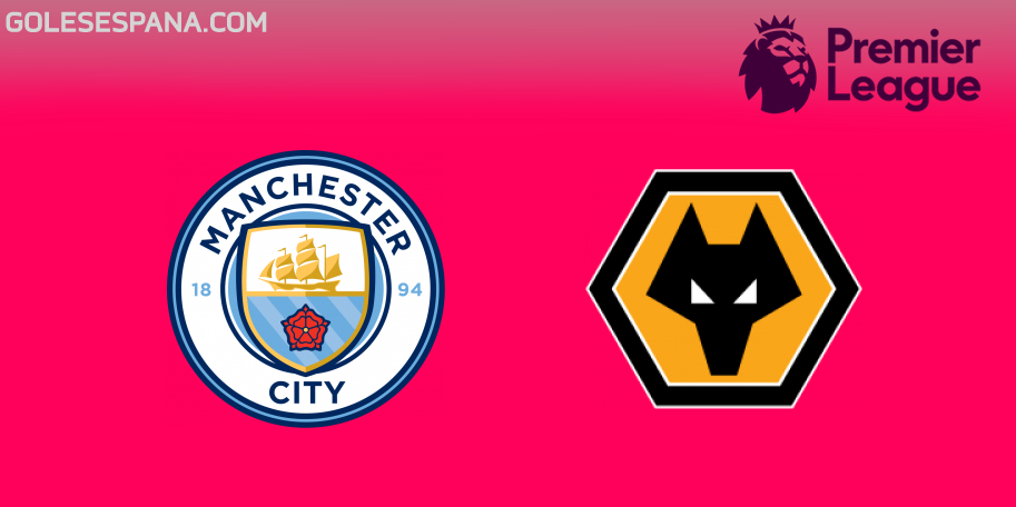 Manchester City vs Wolves en VIVO Online - Premier League 2018-2019 en directo Jornada 22
