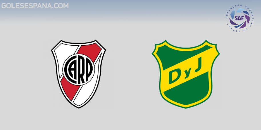 River vs Defensa y Justicia en VIVO Online - Superliga 2018-2019 en directo Jornada 8