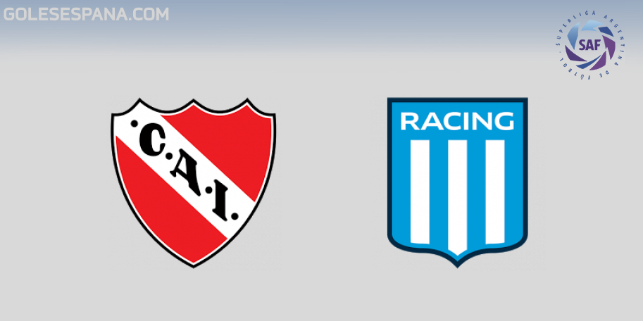 Independiente vs Racing en VIVO Online - Superliga 2018-2019 en directo Jornada 20