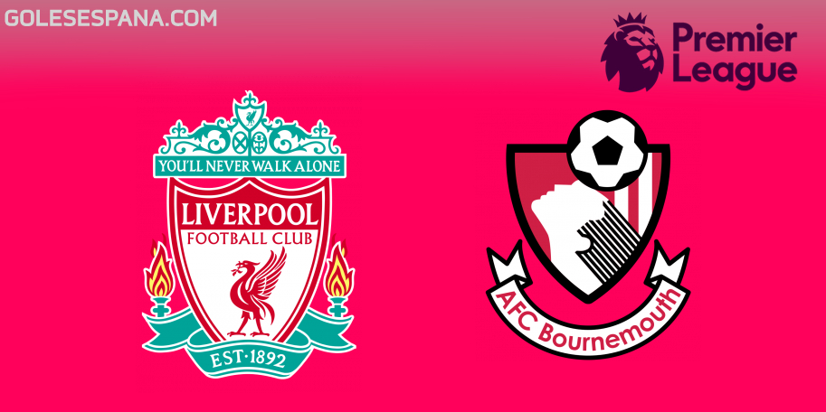 Liverpool vs Bournemouth en VIVO Online - Premier League 2018-2019 en directo Jornada 26