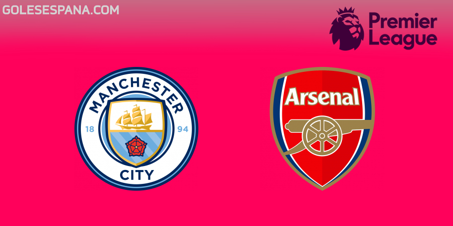 Manchester City vs Arsenal en VIVO Online - Premier League 2018-2019 en directo Jornada 25