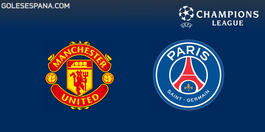 Manchester United vs PSG en VIVO Online - Champions League 2018-2019 en directo Octavos de Final