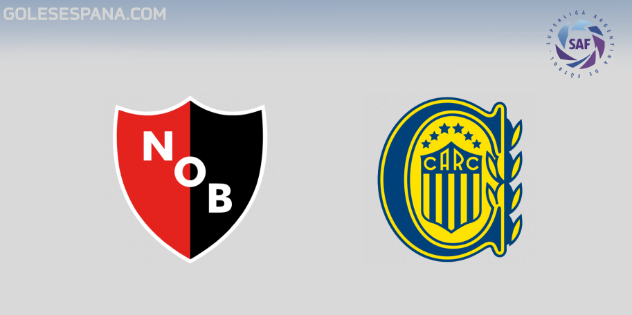 Newell's vs Rosario Central en VIVO Online - Superliga 2018-2019 en directo Jornada 18