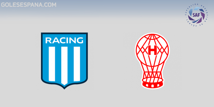 Racing vs Huracán en VIVO Online - Superliga 2018-2019 en directo Jornada 17