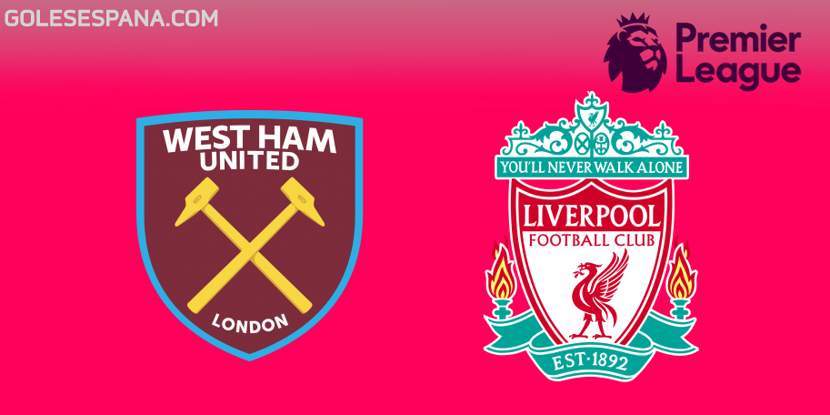 West Ham vs Liverpool en VIVO Online - Premier League 2018-2019 en directo Jornada 25