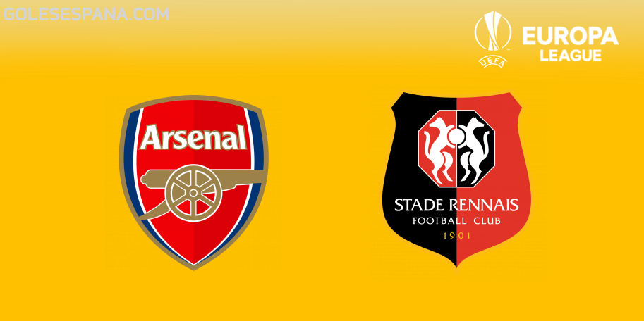 Arsenal vs Stade Rennais en VIVO Online - Europa League 2018-2019 en directo Octavos de Final