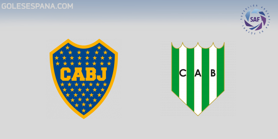 Boca vs Banfield en VIVO Online - Superliga 2018-2019 en directo Jornada 24