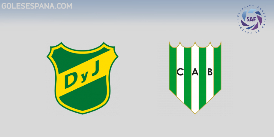 Defensa y Justicia vs Banfield en VIVO Online - Superliga 2018-2019 en directo Jornada 22