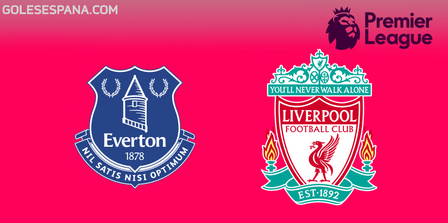 Everton vs Liverpool en VIVO Online - Premier League 2018-2019 en directo Jornada 29