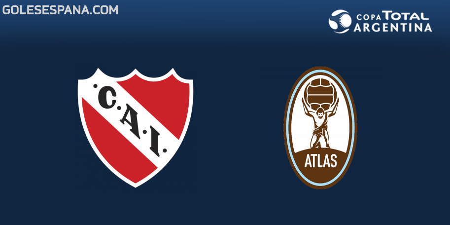 Independiente vs Atlas en VIVO Online - Copa Argentina 2019 en directo