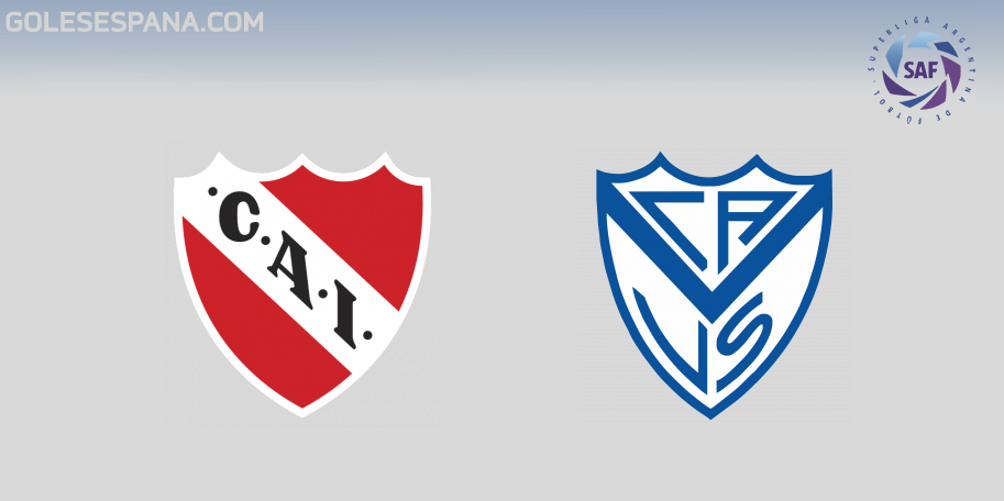 Independiente vs Vélez en VIVO Online - Superliga 2018-2019 en directo Jornada 24