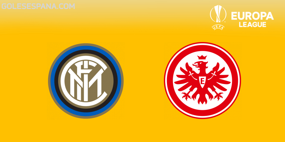 Inter vs Eintracht Frankfurt en VIVO Online - Europa League 2018-2019 en directo Octavos de Final