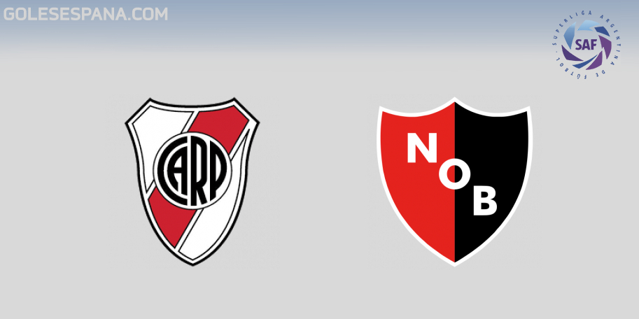 River vs Newell's en VIVO Online - Superliga 2018-2019 en directo Jornada 21