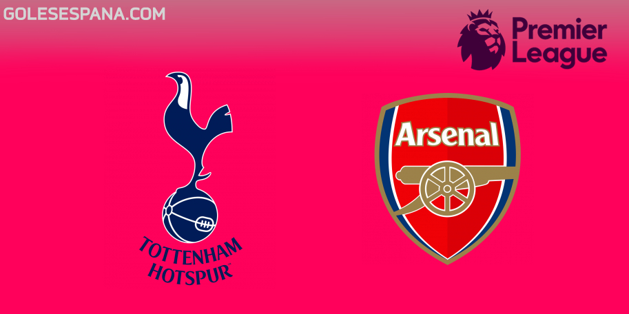 Tottenham vs Arsenal en VIVO Online - Premier League 2018-2019 en directo Jornada 29