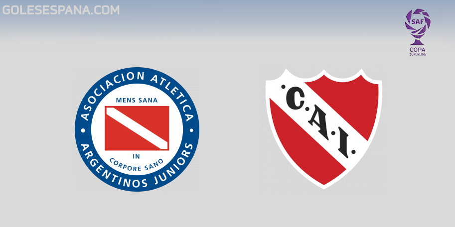 Argentinos vs Independiente en VIVO Online - Copa de la Superliga 2019 en directo
