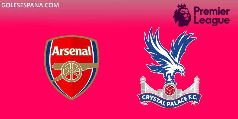 Arsenal vs Crystal Palace en VIVO Online - Premier League 2018-2019 en directo Jornada 35