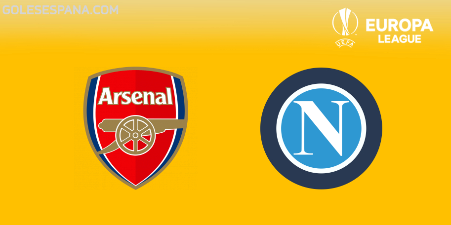 Arsenal vs Napoli en VIVO Online - Europa League 2018-2019 en directo Cuartos de Final