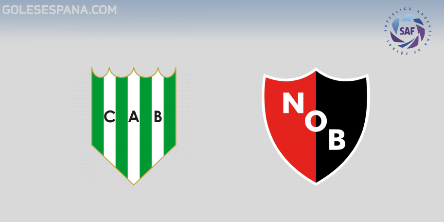 Banfield vs Newell's en VIVO Online - Superliga 2018-2019 en directo Jornada 25