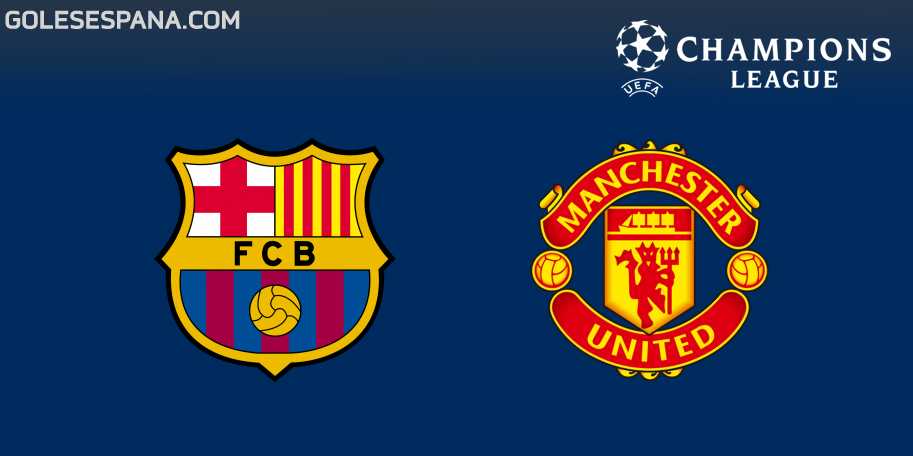 Barcelona vs Manchester United en VIVO Online - Champions League 2018-2019 en directo Cuartos de Final