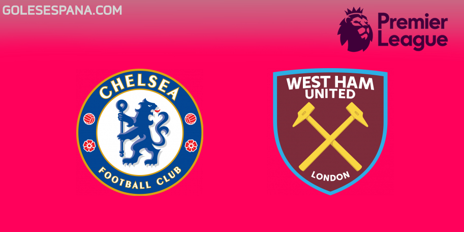 Chelsea vs West Ham en VIVO Online - Premier League 2018-2019 en directo Jornada 33