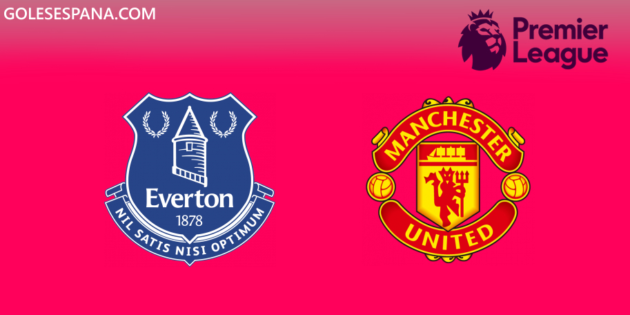 Everton vs Manchester United en VIVO Online - Premier League 2018-2019 en directo Jornada 35