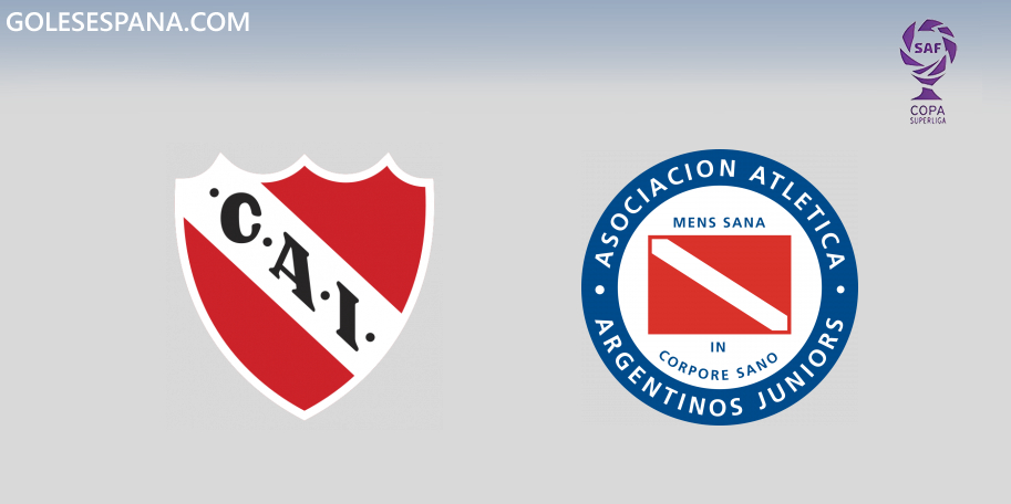 Independiente vs Argentinos en VIVO Online - Copa de la Superliga 2019 en directo